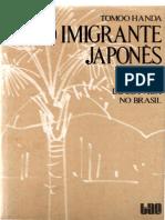 O Imigrante Japones