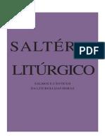 Saltério Litúrgico
