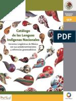 Catalogo Lenguas Indigenas