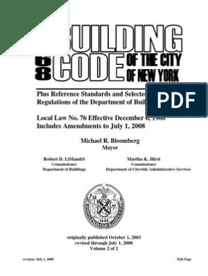1968_building_code_v2 pdf | National Institute Of Standards