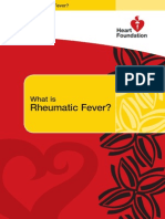 NZ Parents What is Rheumatic Fever 08 11
