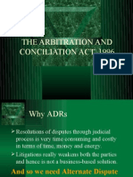 23412786 Arbitration and Conciliation