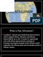 Pan Africanism