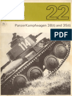 AFV Profile 12 - PanzerKampfwagen 38t and 35t