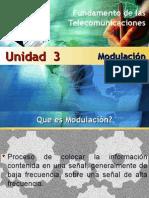 3.0 Modulacion Analogica