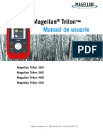 GPS TRITON 400
