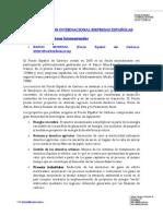 Info. Financ. Int. & España