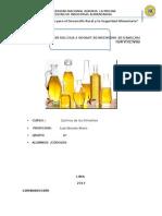 Informe Oxidacion de Lipidos y Antioxidantes