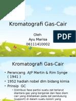 Kromatografi Gas Cair