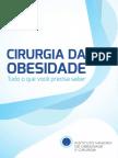 Cartilha Cirurgia de Obesidade