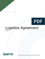 03 Logistics AgreementLogistics_Agreement