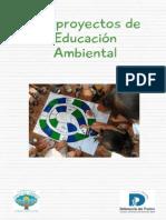 Proyectos de Educacion Ambiental Todos