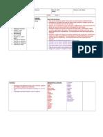 fraction unit planner word
