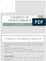 Comercio de Hidrocarburos (p)