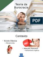 10 Teoriadaburocracia 120628134610 Phpapp02