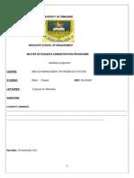 Milton t Chauke r014040d Mis Individual Assignment
