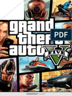 Grand Theft Auto v Strategy Guide