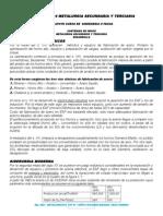 Metalurgia Secundaria y Terciari - Copia