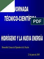 Hidrogeno y La Nueva Energia