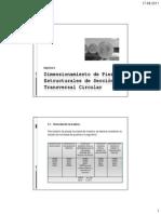 Cap 5, Dimensiones de Piezas Estructurales de Sección Transversal Circular 2