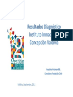 Diagnostico Institucional