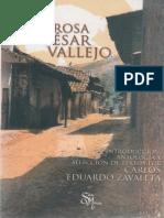 Zavaleta, Carlos Eduardo (Ed.)-La Prosa de Cesar Vallejo