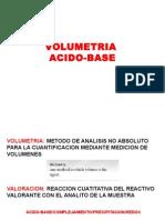 6 Volumetria Acido Base