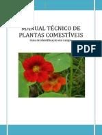 Manual Técnico de Plantas Comestíveis