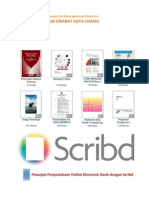 Tutorial Dasar Scribd