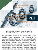 Ingeniería y Mantenimiento Industrial