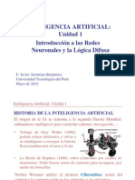 Introduccion a la Inteligencia Artificial y Algoritmos Geneticos