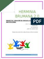 Proyecto Herminia Brumana 2.0