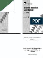 PDF Publicaciones Completas(Productividad) 08 Inst de Diagnostico de Productividad y Calidad