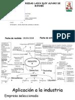 Distribucion de Planta ventilacion y toxicologia y manejo de desechos