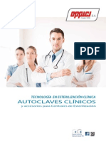 Catalogo de Autoclaves Mayo 2014