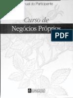 Negócios Próprios - ManualB&W