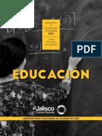 Educación-Jalisco Cómo Vamos 2014