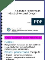 Obat-obat Saluran Pencernaan