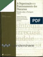 O Fruto Proibido_ Discurso, Interdicurso, Argumentação