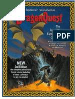 Dragon Quest 3rd edition