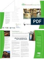 Energy Management Licensed Trade Brochure
