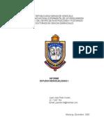 Otro Ejemplo Informe Final Del Estudio Individualizado