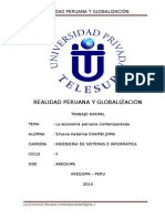 Trabajo Final Realidad Peruana y Globalización