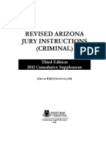 2011 Jury InstructionsArias