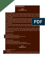 Contoh Makalah Batubara1