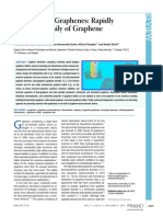 Halogenated Graphenes Rapidly Growing Family of Graphene Derivatives