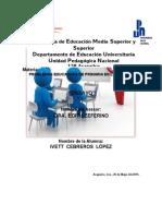 LA MODERNIZACIÓN EDUCATIVA 1988- 1994