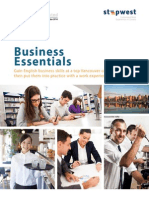 Business Essentials Program