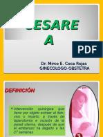 Cesarea Dr Coca 2014