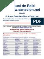 Reiki 1. Arturo Glz y Pepa Leal -Sanacion.net 40